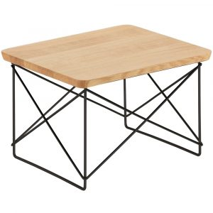 Vitra Eames Occasional Table LTR side table natural oak