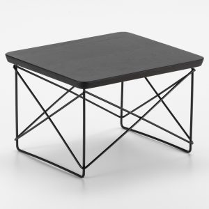 Vitra Eames Occasional Table LTR side table smoked oak