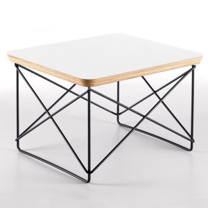 Vitra Eames Occasional Table LTR side table white