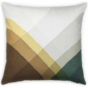 Vitra cushion Herringbone Brown