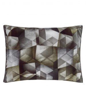 Designers Guild cushion Maurier Graphite