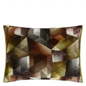 Designers Guild cushion Maurier Ochre