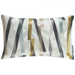 Harlequin cushion Diffinity Gold-Topaz