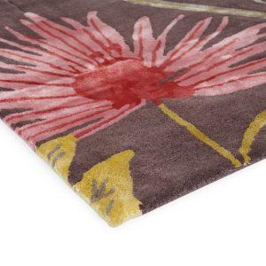 Harelquin rug Yassuni Cerise
