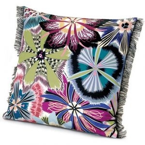 Missoni Home cushion Passiflora T50