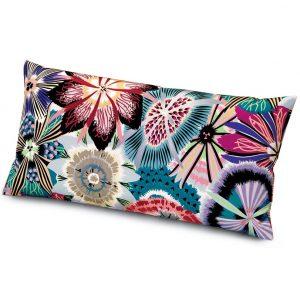 Missoni Home long cushion Passiflora T50