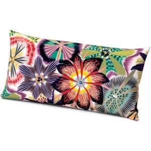 Missoni Home long cushion Passiflora T59