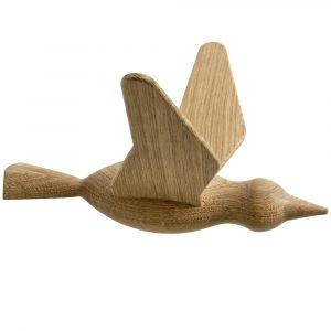 Klybeck wooden bird Jov 1