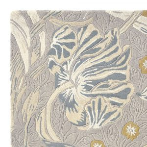 Morris & Co rug Pimpernel Linen