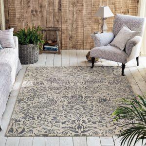 Morris & Co rug Pure Strawberry Thief