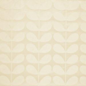 Orla Kiely furniture fabric Jacquard Stem Cream