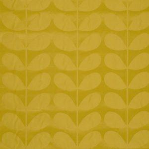 Orla Kiely furniture fabric Jacquard Stem Dandelion