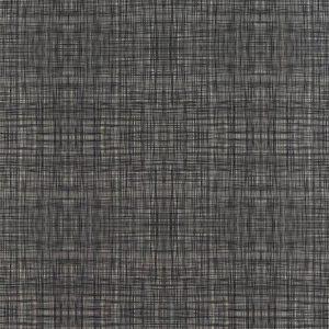 Orla Kiely curtain fabric Scribble Gunmetal