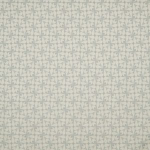 Orla Kiely furniture fabric Woven Acorn Cup Powder Blue