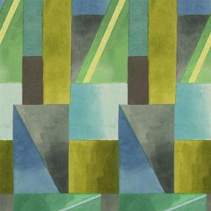 Designers Guild mural Alphonse Azure