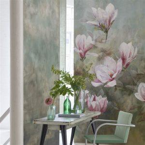 Designers Guild mural Yulan Magnolia