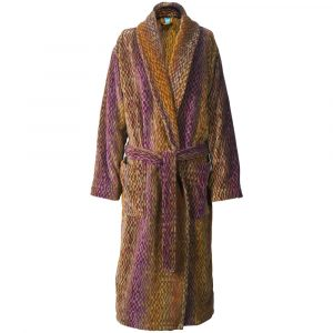 Elaiva bath robe Night Sky Amber