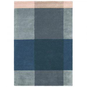 Ted Baker rug Plaid Grey