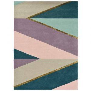 Ted Baker rug Sahara Pink