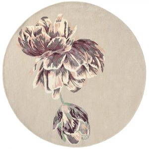 Ted Baker round rug Tranquility Beige