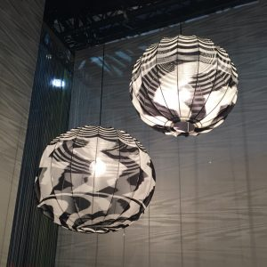 Missoni Home pendant lamp Bubble Knit