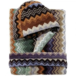 Missoni Home bathrobe Giacomo 165
