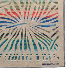 Missoni Home beach towel Yara 100
