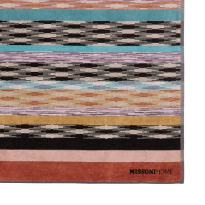 Missoni Home beach towel Ywan 159