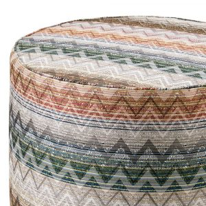 Missoni Home pouf Yate 164