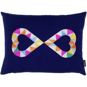 Vitra cushion Double Heart 2