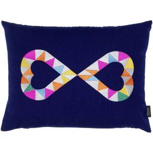 Vitra cushion Double Heart 2