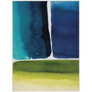 Bluebellgray rug Muralla Azure