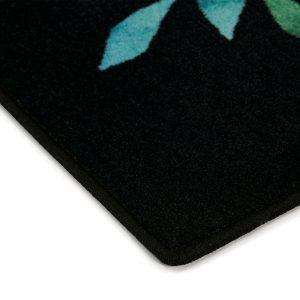 Bluebellgray rug Zinnia