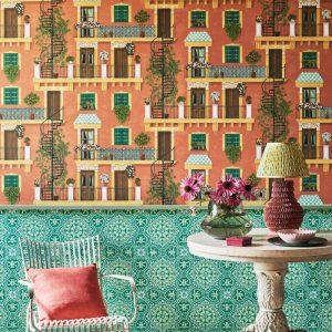 Cole and Son wallpaper Alfaro 4011