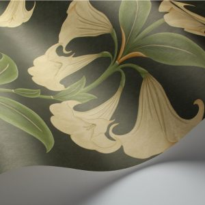 Cole and Son wallpaper Angels Trumpet 3006