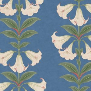 Cole and Son wallpaper Angels Trumpet 3008