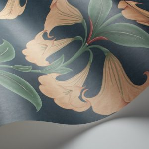 Cole and Son wallpaper Angels Trumpet 3009