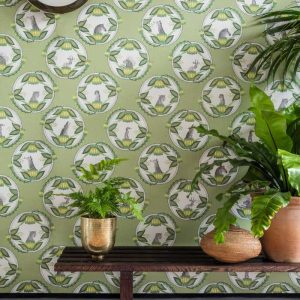 Cole and Son wallpaper Ardmore Cameos 9041