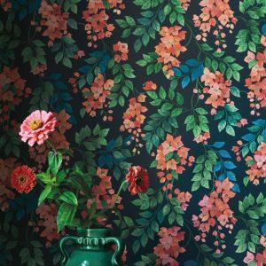 Cole and Son wallpaper Bougainvillea 6017