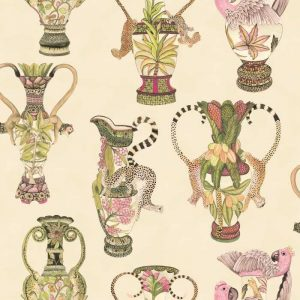 Cole and Son wallpaper Khulu Vases 12057