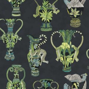 Cole and Son wallpaper Khulu Vases 12058