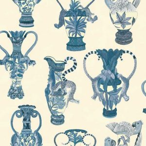 Cole and Son wallpaper Khulu Vases 12059