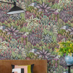 Cole and Son wallpaper Singita 7034