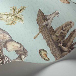 Cole and Son wallpaper Zambezi 14063