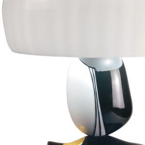 Lladró table lamp Hairstyle HM