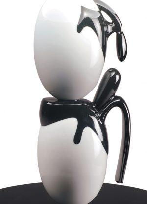 Lladró table lamp Hairstyle IU