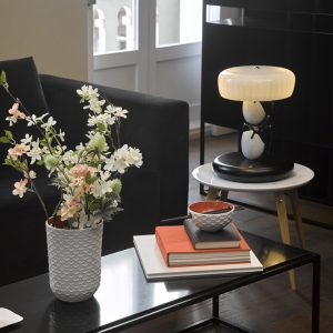 Lladró table lamp Hairstyle IU