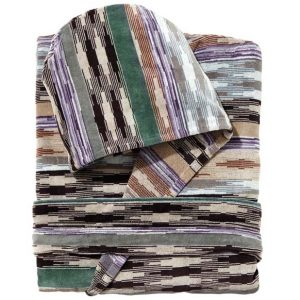 Missoni Home bathrobe Ywan 165
