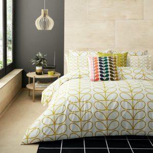 Orla Kiely cushion Duo Stem Multi
