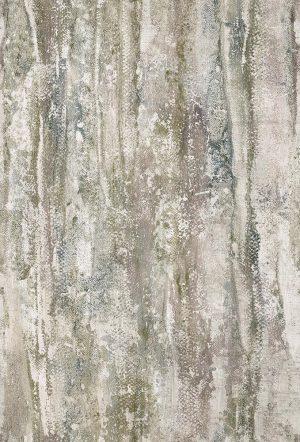 Casamance panoramic wallpaper panel Nymphea beige